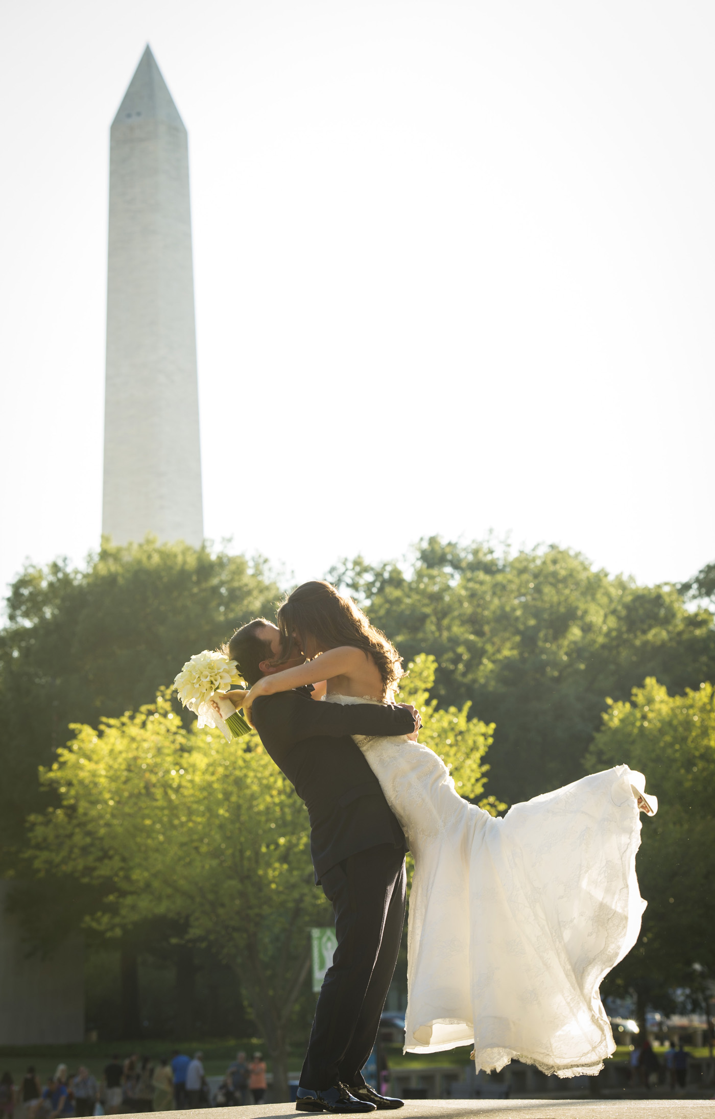 Freed Photography_Andrew Mellon Auditorium Wedding_021