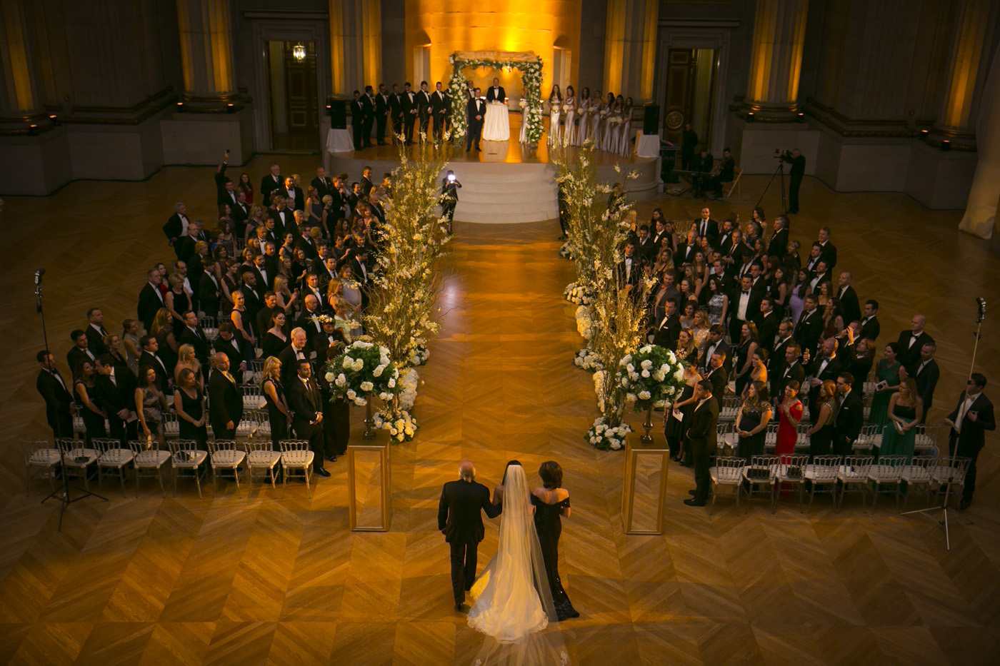 Freed Photography_Andrew Mellon Auditorium Wedding_026