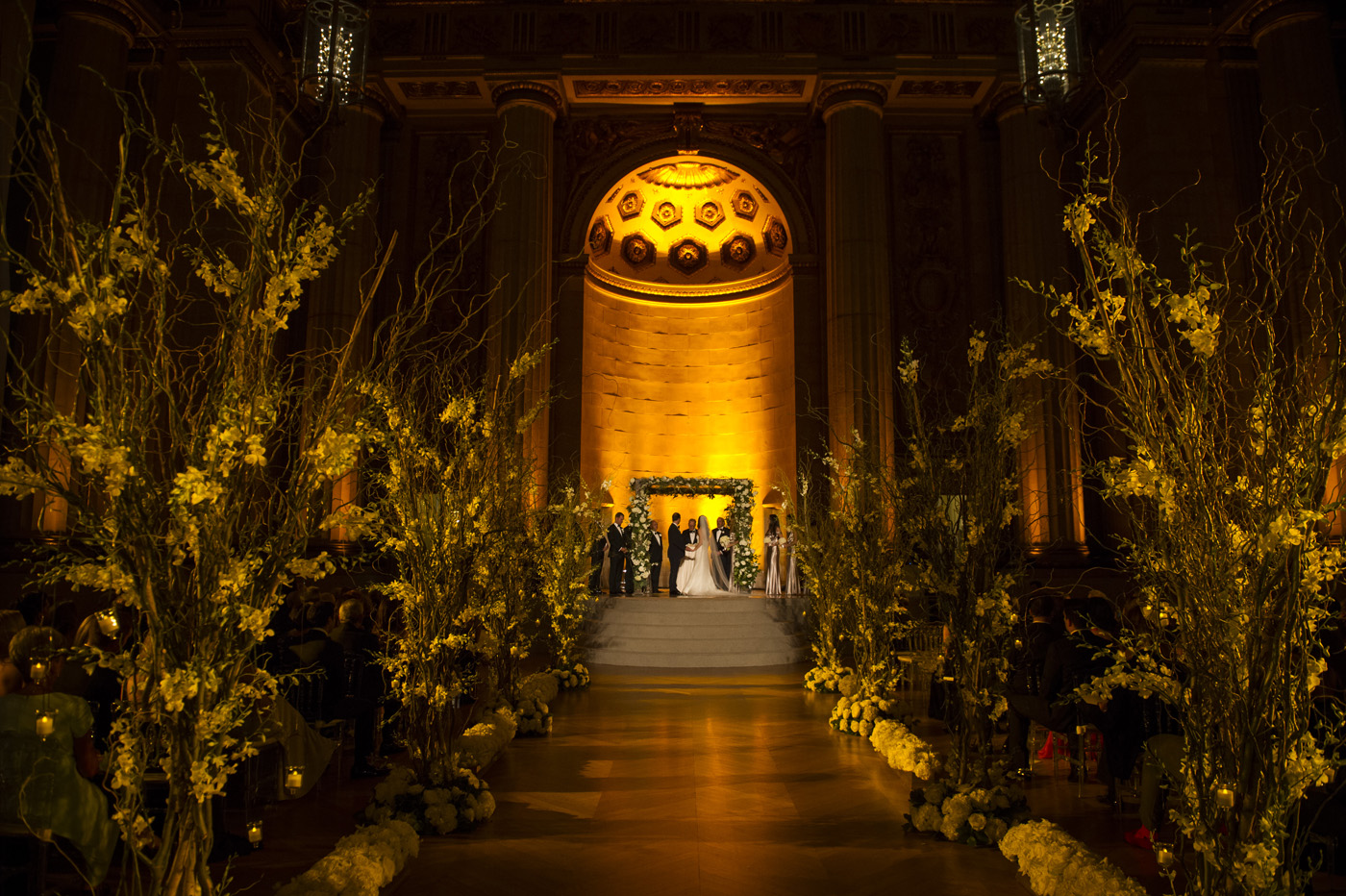 Freed Photography_Andrew Mellon Auditorium Wedding_027