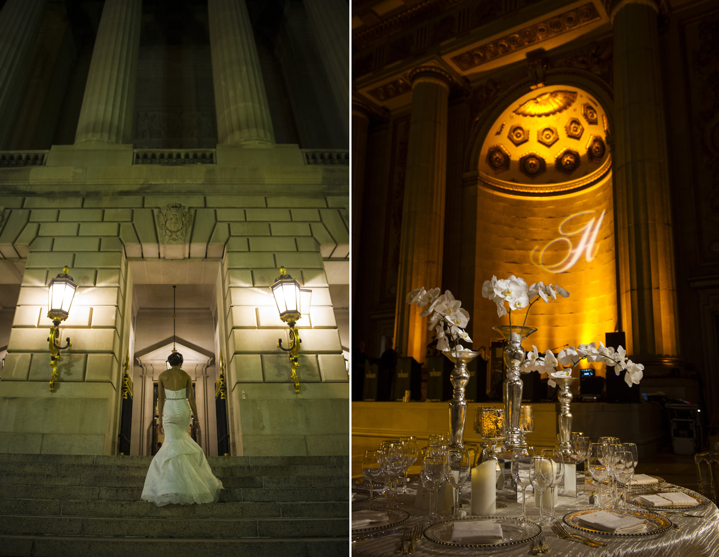 Freed Photography_Andrew Mellon Auditorium Wedding_031