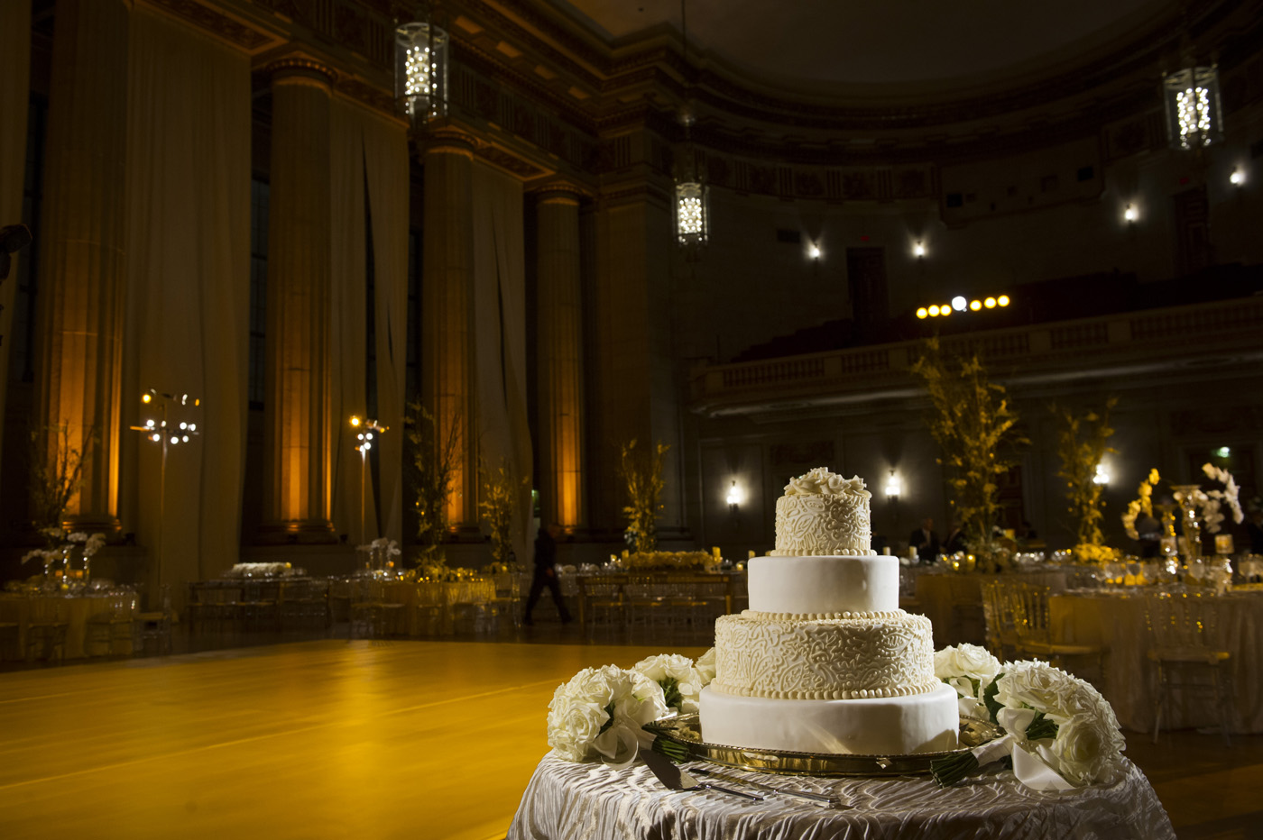 Freed Photography_Andrew Mellon Auditorium Wedding_037