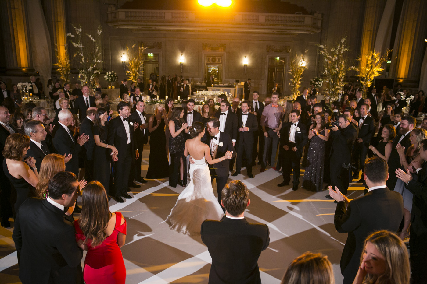 Freed Photography_Andrew Mellon Auditorium Wedding_040