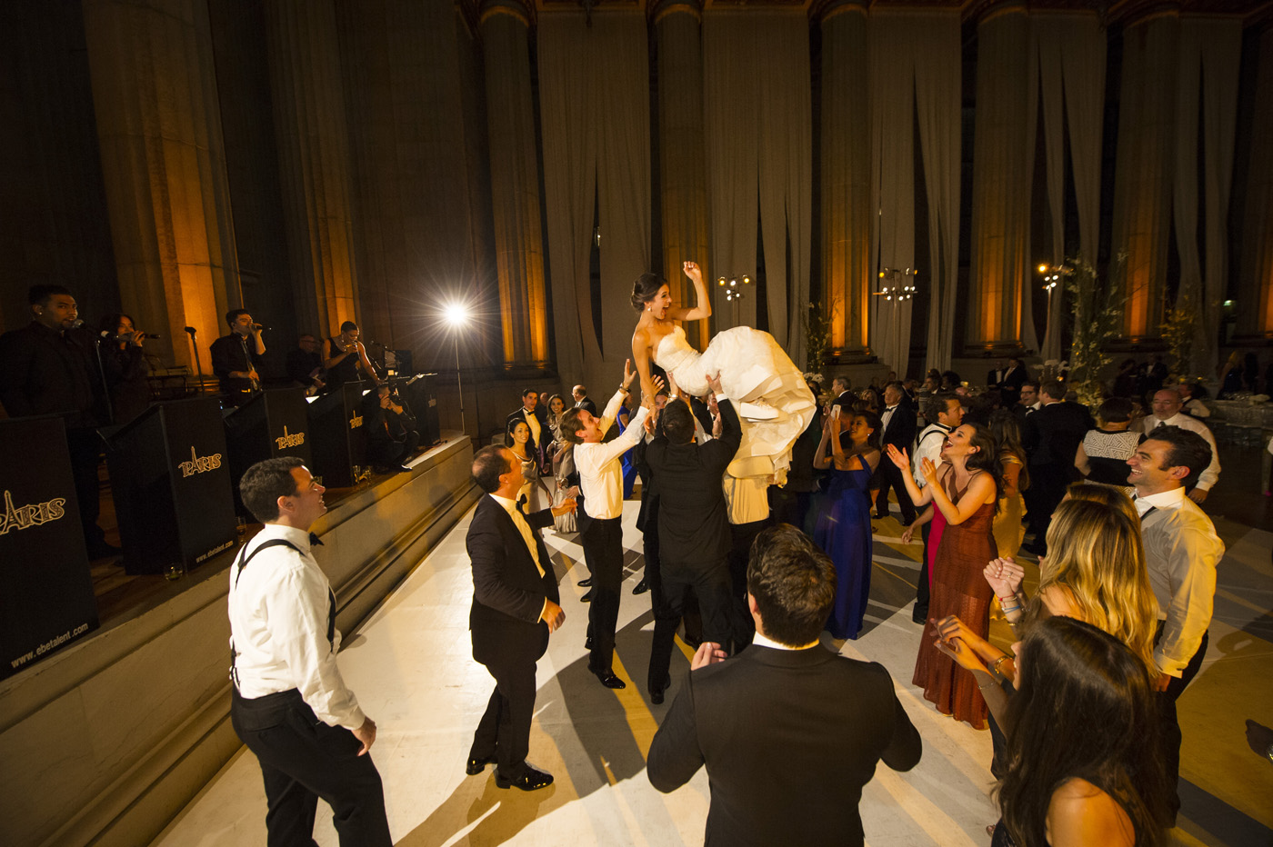 Freed Photography_Andrew Mellon Auditorium Wedding_042