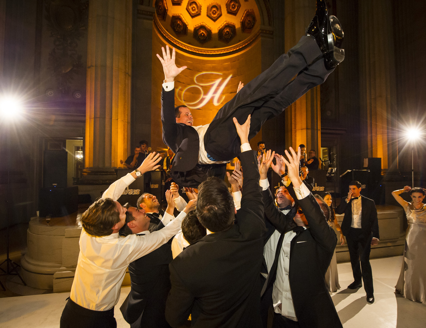 Freed Photography_Andrew Mellon Auditorium Wedding_043